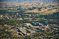 Boise State University (Aerial)