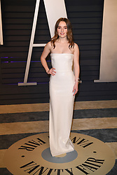 Kaitlyn Dever attending the 2019 Vanity Fair Oscar Party hosted by editor Radhika Jones held at the Wallis Annenberg Center for the Performing Arts on February 24, 2019 in Los Angeles, CA, USA. Photo by David Niviere/ABACAPRESS.COM