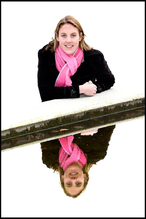 Nederland, Eindhoven, 27-11-2007.<br /> Portret, Zwemmen.<br /> Marleen Veldhuis, zwemster.<br /> Foto: Klaas Jan van der Weij / Sportstation
