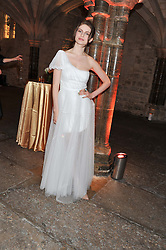 TALI LENNOX at the Women for Women International UK Gala held at the Guildhall, City of London on 3rd May 2012.
