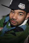 DJ Envy at The Jamie Foxx's Album Release Party for Intuition, Sponsored by Vibe Magazine & Patron Tequila held at Home on December 17, 2008 in New York City..