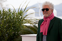 Director Pedro Almodóvar at Dolor Y Gloria (Pain and Glory) film photo call at the 72nd Cannes Film Festival, Saturday 18th May 2019, Cannes, France. Photo credit: Doreen Kennedy