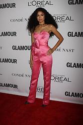 November 13, 2017 - New York City, New York, USA - 11/13/17.Zendaya Coleman at The 2017 Glamour Women of the Year Awards in Brooklyn, New York. (Credit Image: © Starmax/Newscom via ZUMA Press)