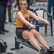 500mtr Race #17 01:15pm <br /> <br /> www.rowingcelebration.com Competing on Concept 2 ergometers at the 2018 NZ Indoor Rowing Championships. Avanti Drome, Cambridge,  Saturday 24 November 2018 © Copyright photo Steve McArthur / @RowingCelebration