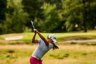 01-09-2016 Golffoto's van het Nationaal Open op de Hilversumsche Golf Club in Hilversum. Finale.  Zhen Bontan