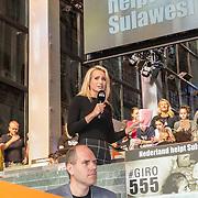 NLD/Hilversum/20181010 -  555 actiedag voor Sulawesi,