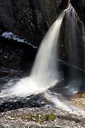 Sao Goncalo do Rio Preto_MG, Brasil...Cachoeira do Crioulo no Parque Estadual do Rio Preto...The Crioulo waterfall at Rio Preto State Park...Foto: LEO DRUMOND / NITRO