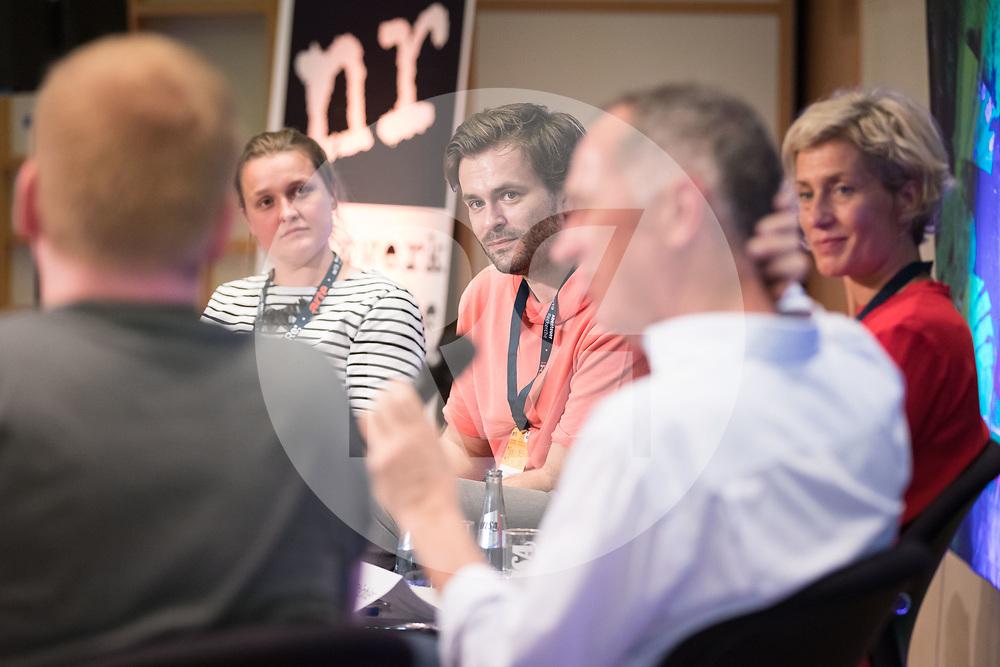 """DEUTSCHLAND - HAMBURG - Veranstaltung '""""Neue Medienmacht"""" YouTube?' an der netzwerk recherche e.V. Jahreskonferenz 2019 - 15. Juni 2019 © Raphael Hünerfauth - http://huenerfauth.ch"""