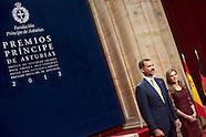 102513 Principes de Asturias Awards 2013 - Day 2