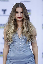 HOLLYWOOD, CA - OCTOBER 26: Sofia Reyes attends the Telemundo's Latin American Music Awards 2017 held at Dolby Theatre on October 26, 2017. Byline, credit, TV usage, web usage or linkback must read SILVEXPHOTO.COM. Failure to byline correctly will incur double the agreed fee. Tel: +1 714 504 6870.