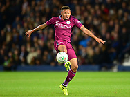 Gabriel Jesus of Manchester City in action .Carabao Cup 3rd round match, West Bromwich Albion v Manchester City at the Hawthorns stadium in West Bromwich, Midlands on Wednesday 20th September 2017. pic by Bradley Collyer, Andrew Orchard sports photography.