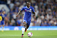Victor Moses of Chelsea in action. EFL Cup 2nd round match, Chelsea v Bristol Rovers at Stamford Bridge in London on Tuesday 23rd August 2016.<br /> pic by John Patrick Fletcher, Andrew Orchard sports photography.
