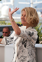 Director Nicole Garcia at the Mal De Pierres (From the Land of the Moon) film photo call at the 69th Cannes Film Festival Sunday 15th May 2016, Cannes, France. Photography: Doreen Kennedy