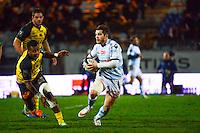Brice DULIN  - 20.12.2014 - Racing Metro 92 / La Rochelle - 13eme journee de Top 14<br /> Photo : Dave Winter / Icon Sport