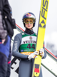 01.02.2019, Heini Klopfer Skiflugschanze, Oberstdorf, GER, FIS Weltcup Skiflug, Oberstdorf, im Bild Andreas Wellinger (GER) // Andreas Wellinger of Germany during the FIS Ski Flying World Cup at the Heini Klopfer Skiflugschanze in Oberstdorf, Germany on 2019/02/01. EXPA Pictures © 2019, PhotoCredit: EXPA/ JFK