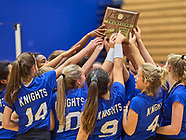 NHS Volleyball District