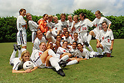 1998 Miami Hurricanes Women's Soccer<br /> Caneshooter Archive Scan