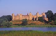 AYBPE6 Framlingham castle Suffolk England