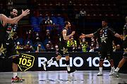 RodriguezSergio of Olimpia Milano esultanza <br /> A X Armani Exchange Olimpia Milano - Umana Reyer Venezia - Semifinali PlayOff G2<br /> Basket Serie A LBA 2020/2021<br /> Milano 24 May 2021<br /> Foto Mattia Ozbot / Ciamillo-Castoria