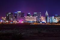 Las Vegas Strip Skyline