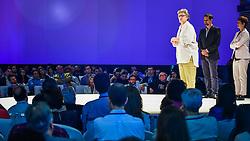 Flavia Moraes durante o VOX - The Joy of Sharing, evento que  pretende provocar reflexões sobre o futuro da comunicação a partir do compartilhamento de conteúdo e experiências. FOTO: Vinícius Costa/ Agência Preview