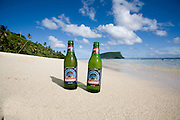 Vailima Beer, Lalomanu Beach, Upolu, Western Samoa