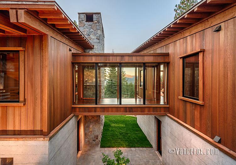 Martis Camp Home, Martis Camp, Truckee, Ca by Jim Morrison Construction, Zak Architecture, Sarah Jones Interior Design. Vance Fox Photography