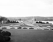 9969-D24. Arlington Memorial Bridge,  Washington, DC, March 24-April 1, 1957