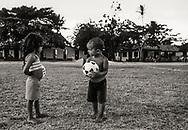 Passion for Soccer 2005. Trancoso,, Bahia, Brazil. ©Ciro Coelho.