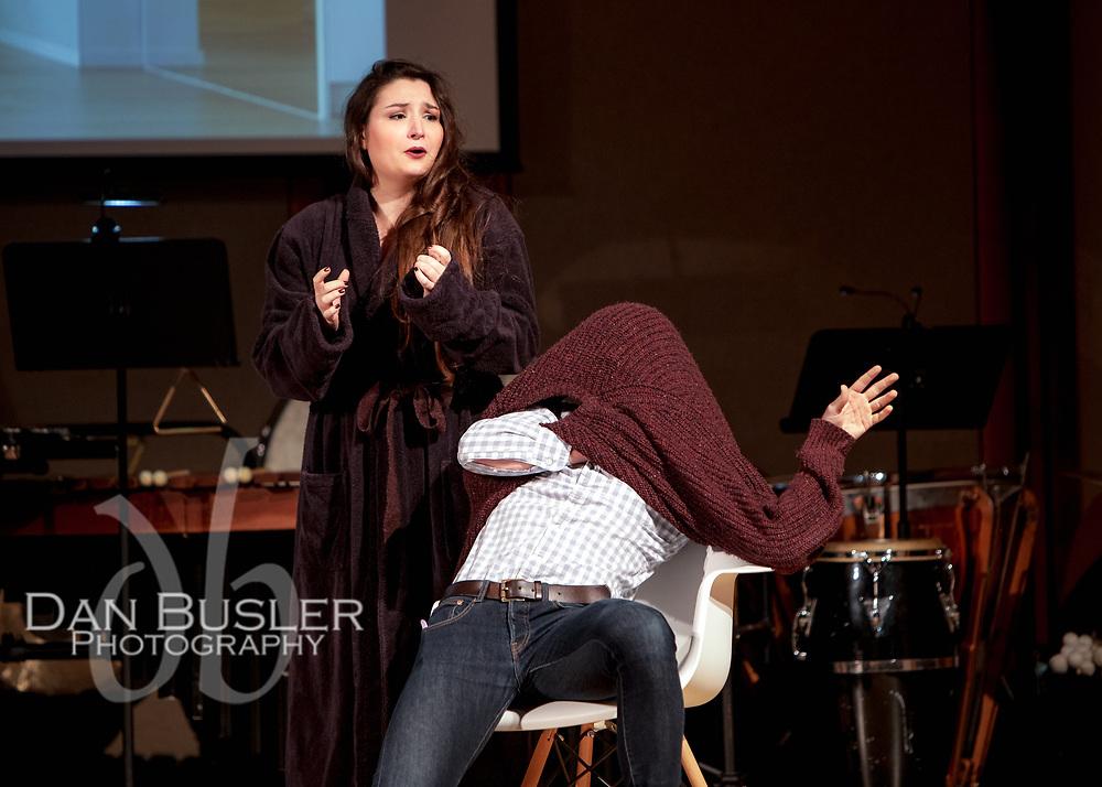 "The Boston Opera Collaborative ""Opera Bites"" - October 25, 2018 dress rehearsal"