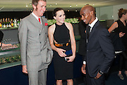 BRADLEY WIGGINS; VICTORIA PENDLETON; MO FARAH, 2012 GQ Men of the Year Awards,  Royal Opera House. Covent Garden, London.  3 September 2012