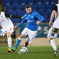St Johnstone U20 v Inverness U20