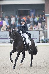 Bruntink Vai, NED, Ebony<br /> World Championship Young Dressage Horses <br /> Ermelo 2016<br /> © Hippo Foto - Leanjo De Koster<br /> 29/07/16