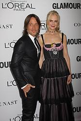 November 13, 2017 - New York City, New York, USA - 11/13/17.Nicole Kidman and Keith Urban at The 2017 Glamour Women of the Year Awards in Brooklyn, New York. (Credit Image: © Starmax/Newscom via ZUMA Press)