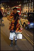 JAY FORSTER, HEADONISM, SOMERSET HOUSE, LONDON. 20 Feb 2015