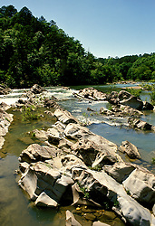 Arkansas: Cossatot River, Cossatot Falls.  Photo #: arkans108..Photo copyright Lee Foster, 510-549-2202, lee@fostertravel.com, www.fostertravel.com