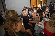 FIONA SWAROVSKI; ELIETTE VON KARAJAN; PRINCE PIERRE D'ARENBERG; BEGUM AGA KHAN; MRS. YVONNE WINKLER, Dinner at the Museum der Moderne. Salzburg.  Amadeus Weekend. Salzburg. 23 August 2008.  *** Local Caption *** -DO NOT ARCHIVE-© Copyright Photograph by Dafydd Jones. 248 Clapham Rd. London SW9 0PZ. Tel 0207 820 0771. www.dafjones.com.