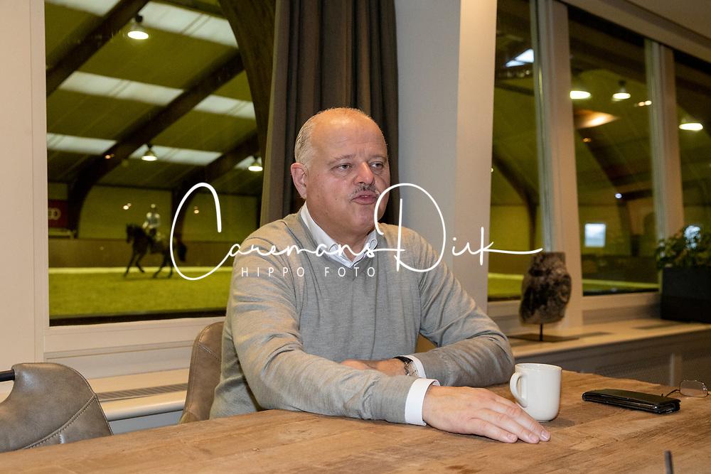 Berjhof Eric, NED<br /> Margaretha Hoeve - Dinteloord 2020<br /> © Hippo Foto - Dirk Caremans<br /> 21/11/2020