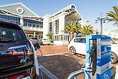 BMW-i Charging Stations at V&A Waterfront