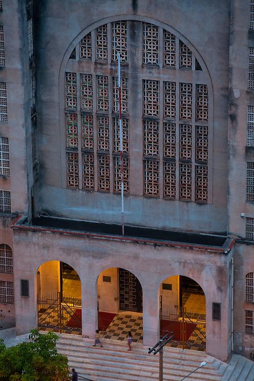 Cuiaba_MT, Brasil...Catedral Metropolitana Basílica do Senhor Bom Jesus em Cuiaba, Mato Grosso...Metropolitan Cathedral Basilica do Senhor Bom Jesus in Cuiaba, Mato Grosso...Foto: JOAO MARCOS ROSA / NITRO..