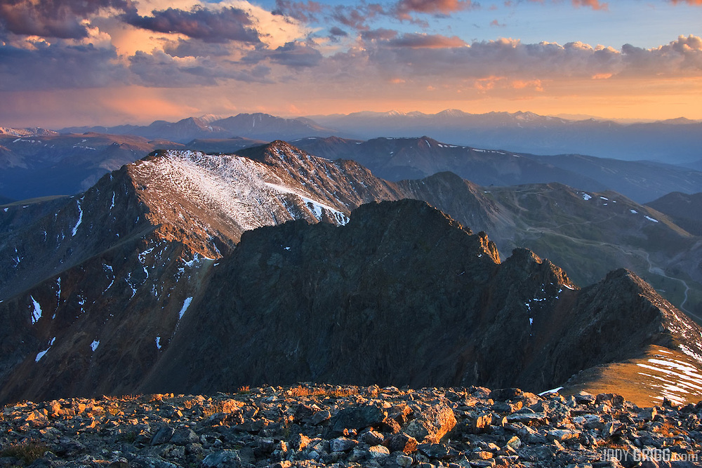 Lenawee Mountain is a mountain summit in Summit County in the state of Colorado (CO). Lenawee Mountain climbs to 13,186 feet (4,019.09 meters) above sea level.