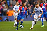 Crystal Palace v Everton 270419