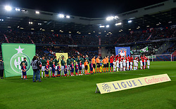 March 16, 2019 - Caen, France - Presentation - Line up (Credit Image: © Panoramic via ZUMA Press)