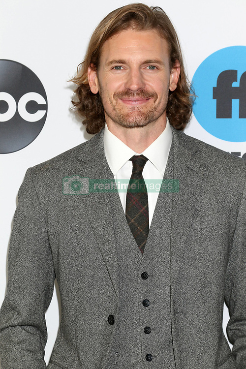 Celebrity arrivals at Disney ABC Television Hosts TCA Winter Press Tour 2019 on February 05, 2019 in Pasadena, California. 05 Feb 2019 Pictured: Josh Pence. Photo credit: @parisamichelle / MEGA TheMegaAgency.com +1 888 505 6342