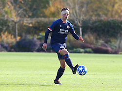 November 6, 2018 - London, England, United Kingdom - Enfield, UK. 06 November, 2018.Tijn Daverveld of PSV Eindhoven.during UEFA Youth League match between Tottenham Hotspur and PSV Eindhoven at Hotspur Way, Enfield. (Credit Image: © Action Foto Sport/NurPhoto via ZUMA Press)