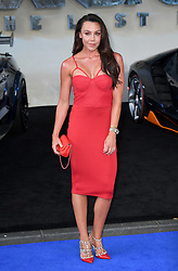 Michelle Heaton attending the World Premiere of Transformers: The Last Knight, held at Cineworld Leicester Square, London. Photo credit should read: Doug Peters/EMPICS Entertainment