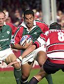 20031011 Gloucester vs Leicester Tigers Gloucester UK