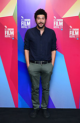 Joel Fry attending the Benjamin Premiere as part of the BFI London Film Festival at BFI in London.