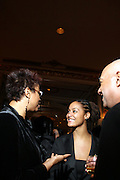 l to r: Harriett Cole, Lorin Hankin and Noel Hankin at The Fifth Annual Grace in Winter Gala honoring Susan Taylor, Kephra Burns, Noel Hankin and Moet Hennessey USA and benfiting The Evidence Dance Company held at The Plaza Hotel on February 3, 2009 in New York City.