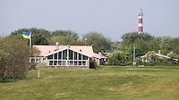AMELAND - Clubhuis, Amelandse Golfbaan 'De Amelander Duinen' . COPYRIGHT KOEN SUYK